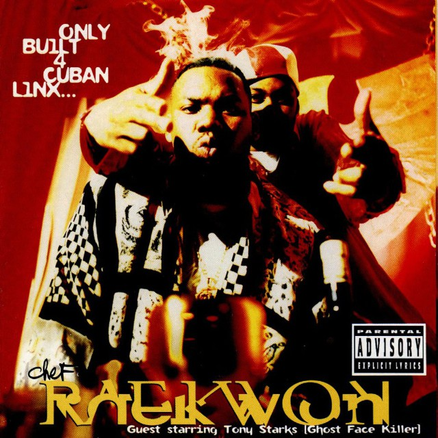 Raekwon - Only Built 4 Cuban Linx