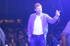 Watch Damon Albarn Cover The Clash And Get Carried Offstage At Roskilde