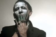 "Marilyn Manson – ""Third Day Of A Seven Day Binge"" Video"