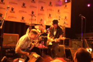 Watch Eddie Vedder Play Pearl Jam's Best Song With A Saxophonist At Hot Stove Cool Music Benefit