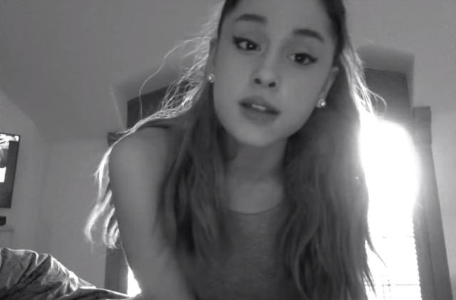 Ariana Grande Donut Apology I Hate America