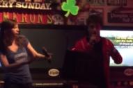 "Watch Daniel Radcliffe Nail Eminem's ""The Real Slim Shady"" At Karaoke"