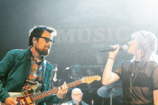 Weezer Candy Hearts Frontwoman Mariel Loveland