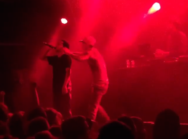 Watch Earl Sweatshirt Punch A Stage Crasher In New Zealand