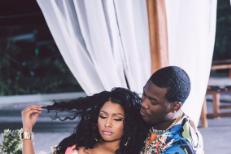 """Meek Mill – """"All Eyes On You"""" (Feat. Nicki Minaj & Chris Brown) Video"""