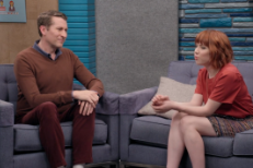 Watch Carly Rae Jepsen Reject Scott Aukerman&#8217;s Awkward Advances On <em>Comedy Bang! Bang!</em>