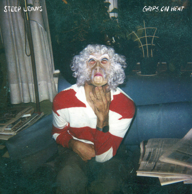 Steep Leans - Grips On Heat