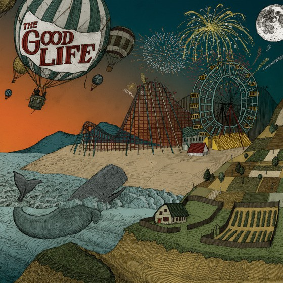 The Good Life- Everybody's Coming Down