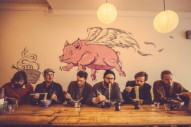 "The Phoenix Foundation – ""Give Up Your Dreams"" (Stereogum Premiere)"