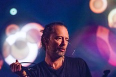 Thom Yorke at Latitude