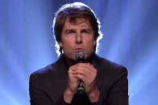 Watch Tom Cruise Lip Sync The Weeknd&#8217;s &#8220;Can&#8217;t Feel My Face&#8221; On <em>Fallon</em>