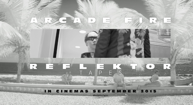 Arcade Fire Movie The Reflektor Tapes Hits Theaters In September