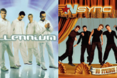 """Backstreet Boys, 'NSync Members Teaming For """"Zombie Western"""" From Makers Of Sharknado"""