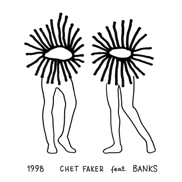 "Chet Faker - ""1998"" (Feat. BANKS)"