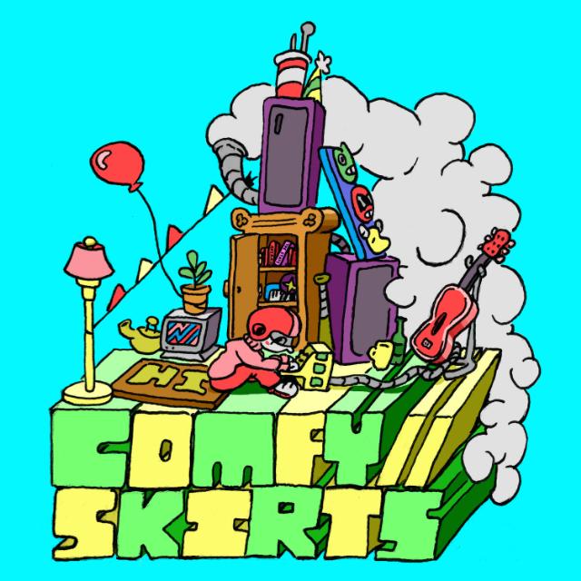 "Comfy - ""Neck Hz"" (Stereogum Premiere)"
