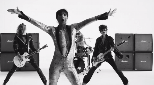"The Darkness - ""Last Of Our Kind"" Video"