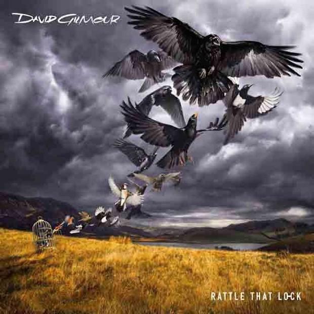 "David Gilmour - ""Rattle That Lock"""