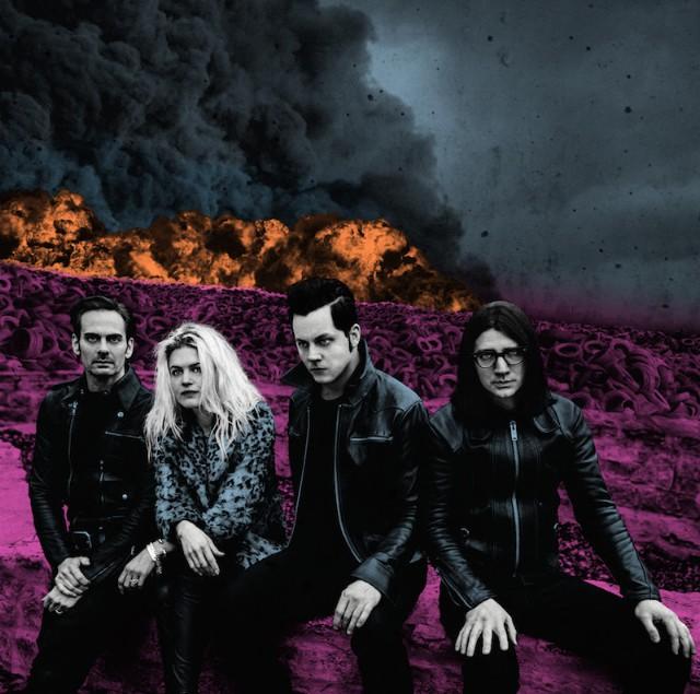 The Dead Weather Announce New Album Dodge & Burn