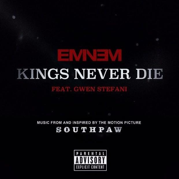 eminem kings never die mp3