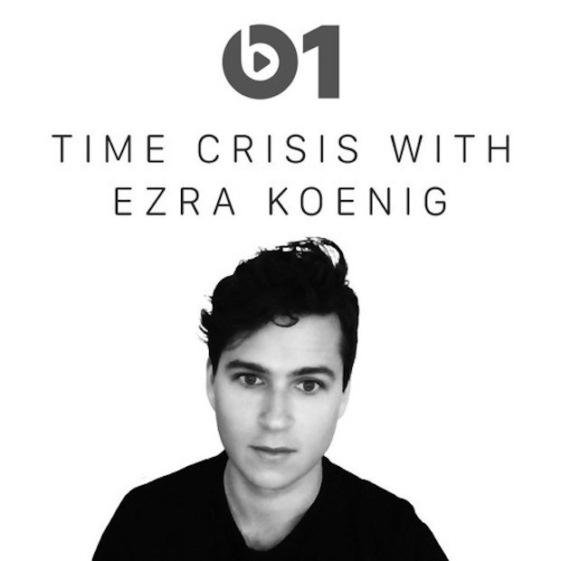 Stream The First Time Crisis With Ezra Koenig Featuring Mark Ronson And Rashida Jones
