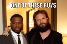 Watch Father John Misty And 50 Cent On <em>Conan</em>