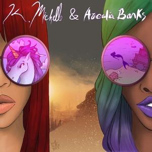Azealia Banks Cancels Tour, Blames K. Michelle