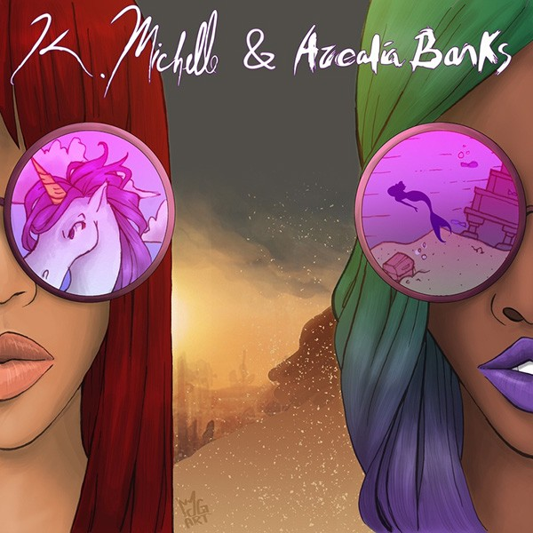 Azealia Banks Cancels Tour, Blames K. Michelle