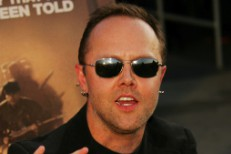 Lars Ulrich Loves Streaming