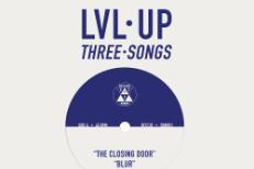 Stream LVL UP Three Songs