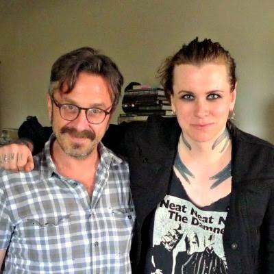 Marc Maron & Laura Jane Grace
