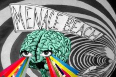 "Menace Beach - ""Super Transporterreum"""