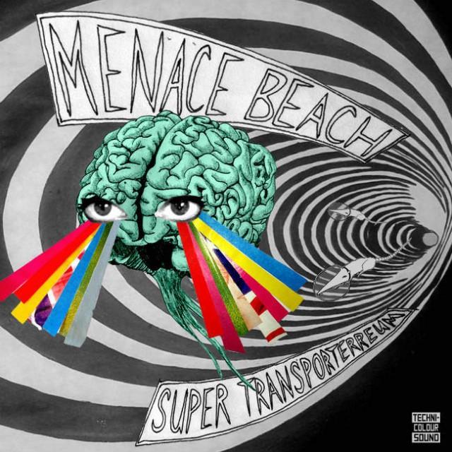 """Menace Beach - """"Super Transporterreum"""""""