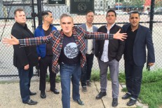 "Morrissey Laments ""Zero Label Interest"" Despite ""Fantastic"" MSG Show"