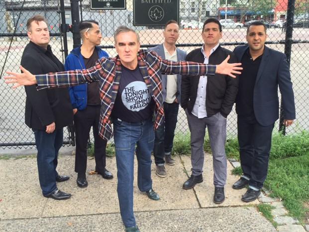 "Morrissey Laments ""Zero Label Interest"" Despite ""Fantastic"" MSG Show"