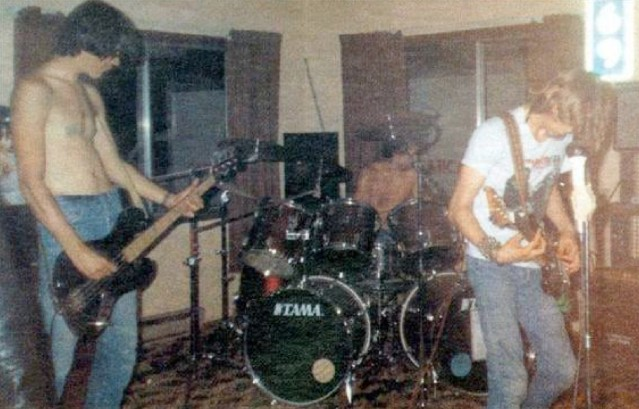Teen Unearths Previously Unseen Photos From Nirvana's First Show