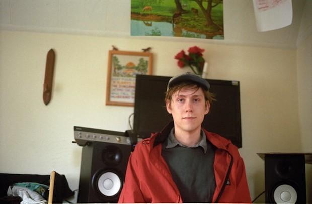 "Artist To Watch: Spencer Radcliffe + ""Mia"" (Stereogum Premiere)"