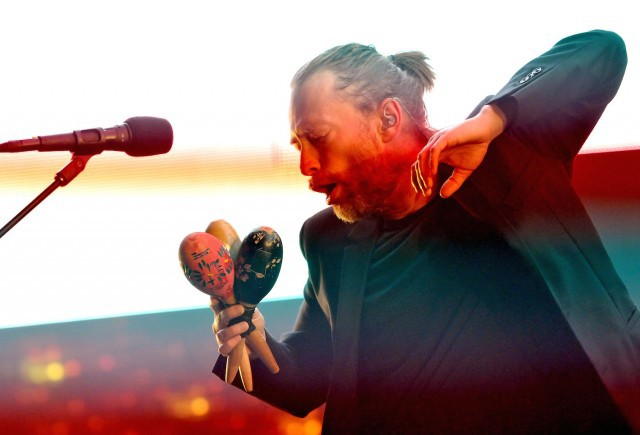 Thom Yorke's Playing A Surprise Set At Latitude Today