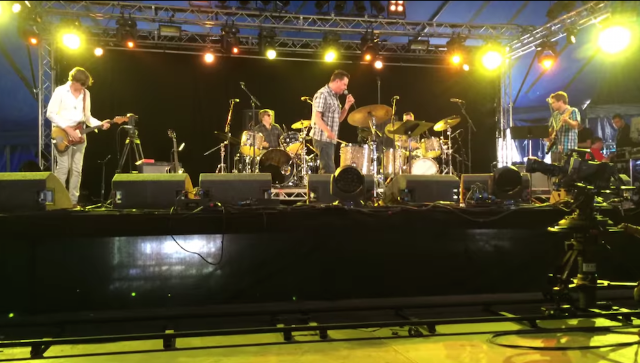 Watch Sun Kil Moon Perform With Sonic Youth's Thurston Moore And Steve Shelley At Latitude Fest