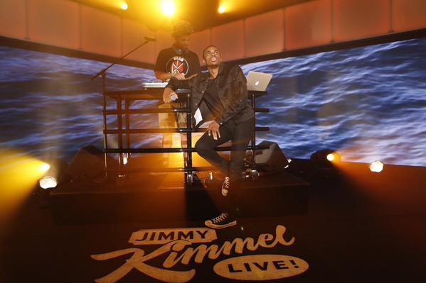 Vince Staples on Jimmy Kimmel