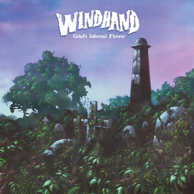 Windhand - Grief's Internal Flower