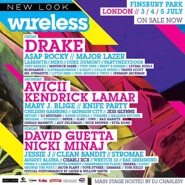 Livestream Wireless Festival 2015