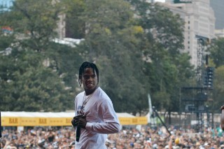 Travi$ Scott Arrested Five Minutes Into His Set At Lollapalooza