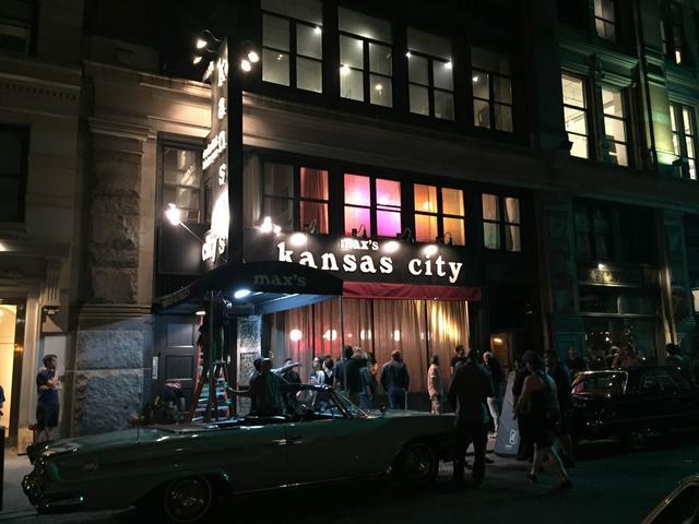 Martin Scorsese S Vinyl Also Rebuilt Max S Kansas City