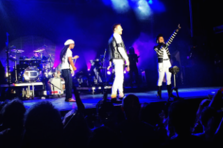"""Watch Duran Duran, Janelle Monáe, & Nile Rodgers Perform """"Pressure Off"""" Live For The First Time At Fold Fest"""