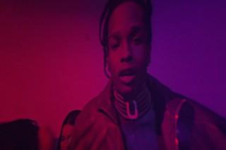 "A$AP Rocky – ""Jukebox Joints"" Video"