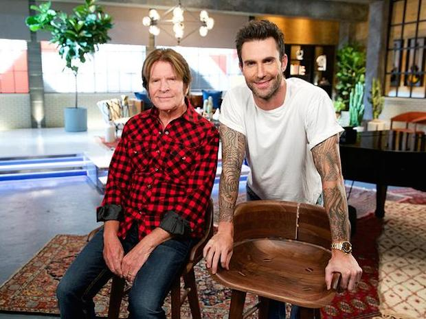 John Fogerty on The Voice