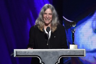 Patti Smith&#8217;s <em>Just Kids</em> Will Be A Showtime Series