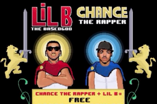 Album Of The Week: Lil B &#038; Chance The Rapper <em>Free (Based Freestyles Mixtape)</em>