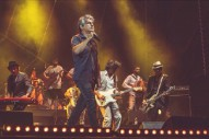 Watch Phil Manzanera, Paul Simonon, & Tony Allen Perform With Ligabue At Italian Folk Festival
