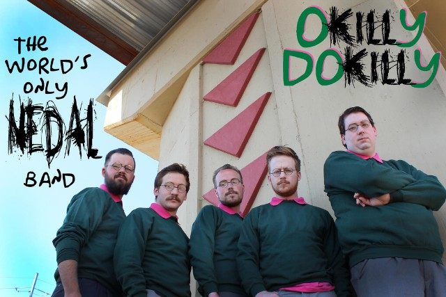 Check Out Okilly Dokilly, A Ned Flanders-Themed Metal Band